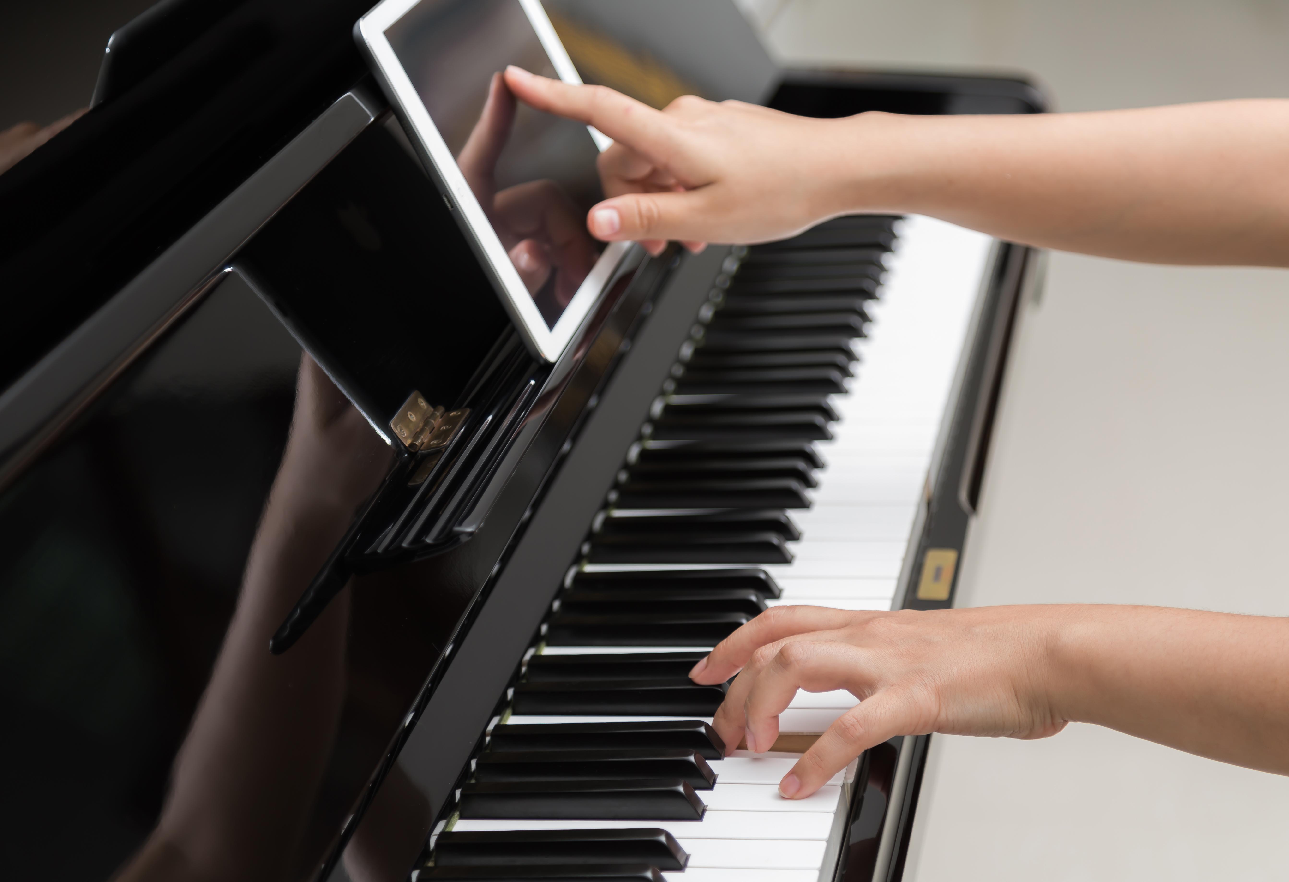 Online Klavier Spielen Lernen Kostenlos